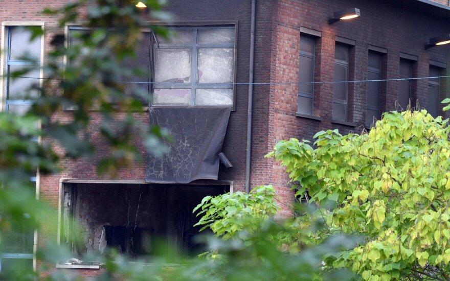 Возле Брюссельского института криминологии произошел взрыв