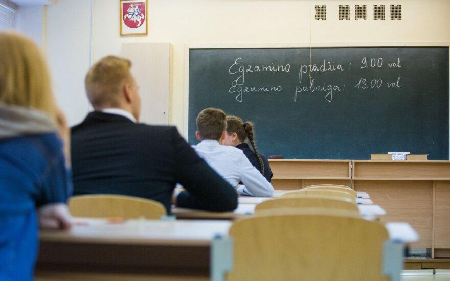 Провальные результаты госэкзамена по литовскому — в Шальчининкай и Висагинасе