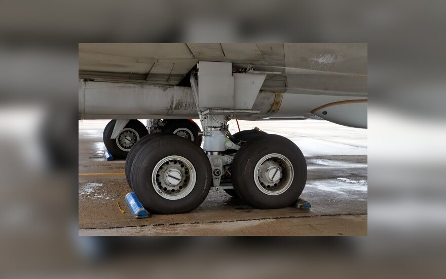 В Ростове аварийно сел самолет Москва-Хургада