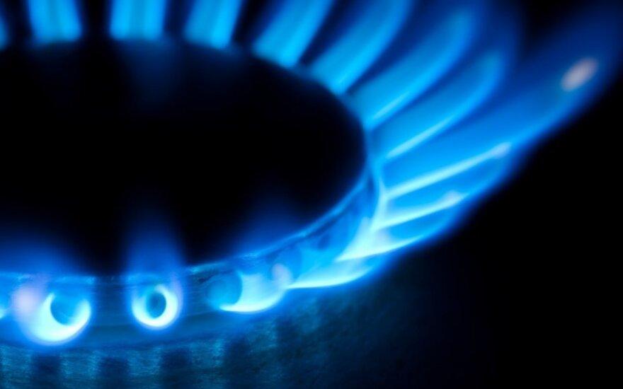 В Литве сокращается потребление газа