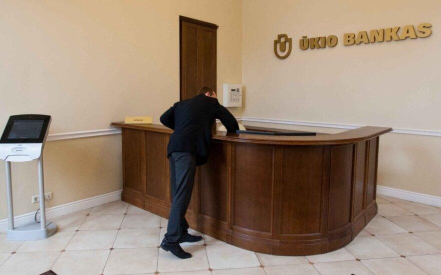 Как не стать должниками Ūkio bankas