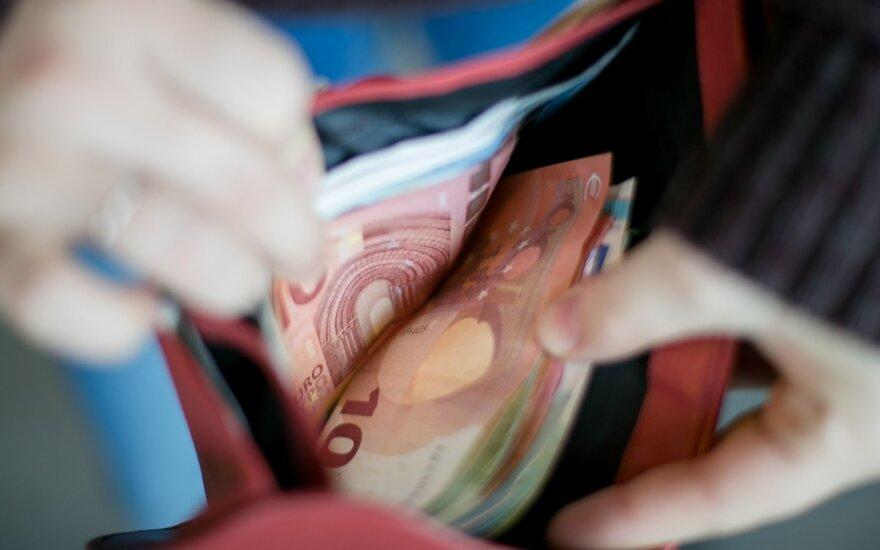 Предложение на столе - минимум хотят увеличить до 593 евро