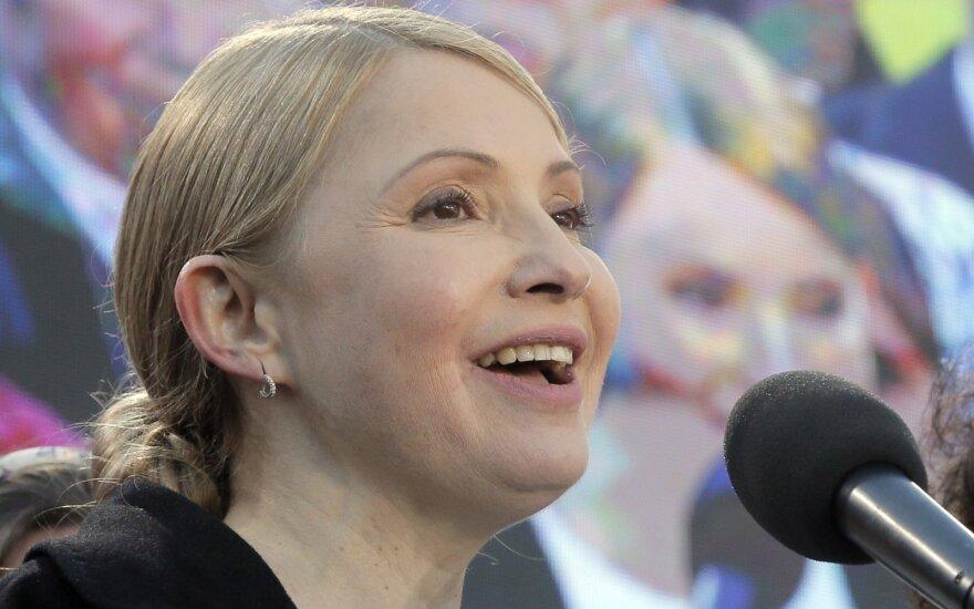 Президентский рейтинг: Тимошенко опередила Порошенко