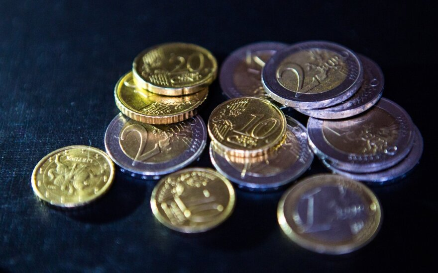 Минчанин в супермаркете в Вильнюсе использовал белорусские монеты