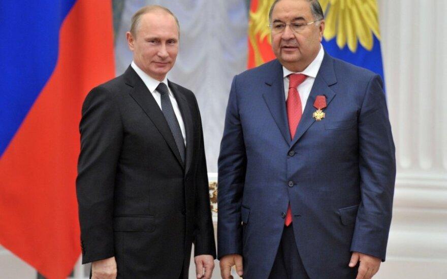 Миллиардер Усманов перестал быть налоговым резидентом России