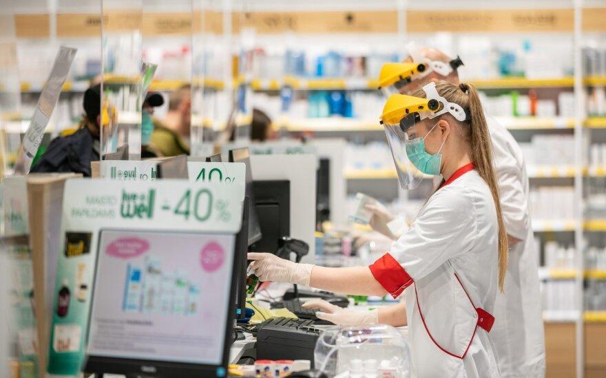 В Литве коронавирус установили у провизора