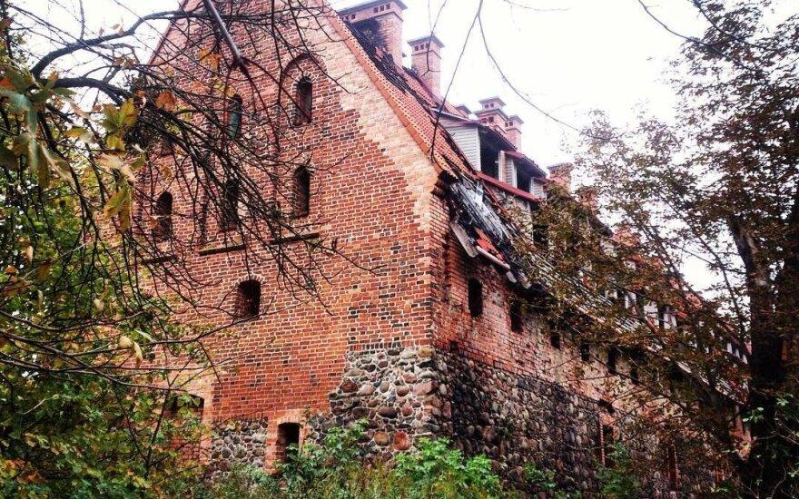 Тевтонский замок в Калининграде
