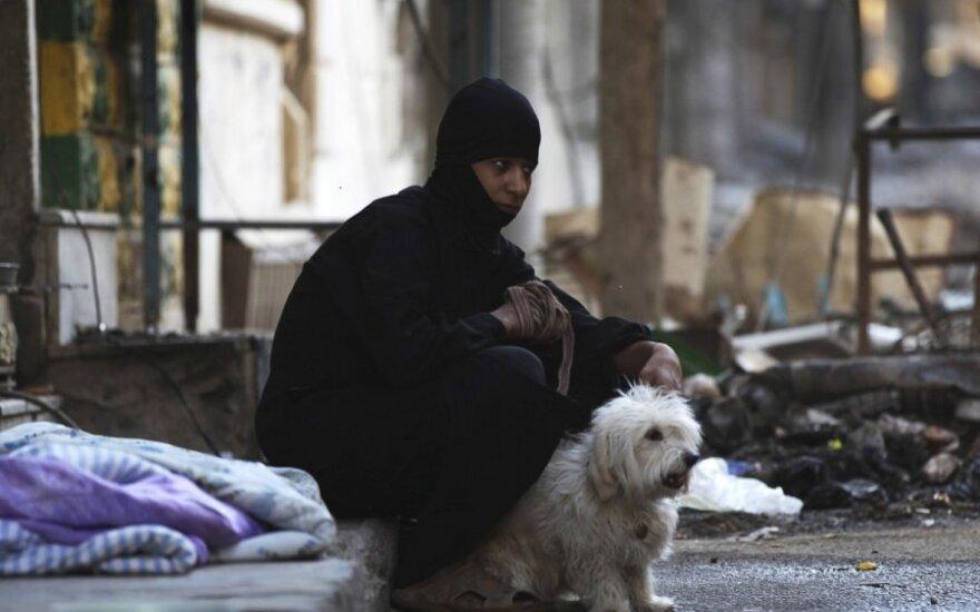 В Литву прибыли 10 семей из Сирии