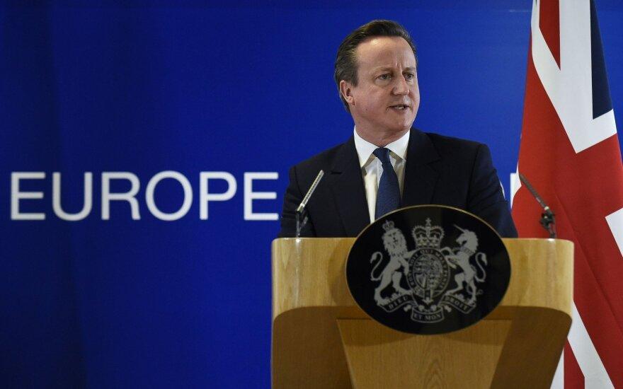 Европейская пресса: Кэмерон одержал победу, но не окончательную