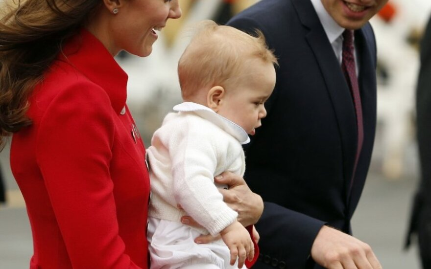 Кейт Миддлтон отругали за сына Джорджа