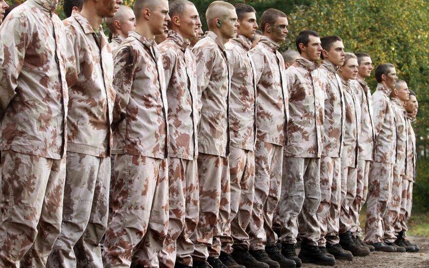 Minister obrony: Możemy uniknąć przymusowego poboru do wojska