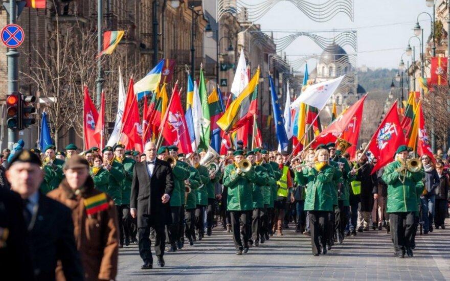 Obchody Dnia Odzyskania Niepodległości. Marsz proeuropejskich patriotów