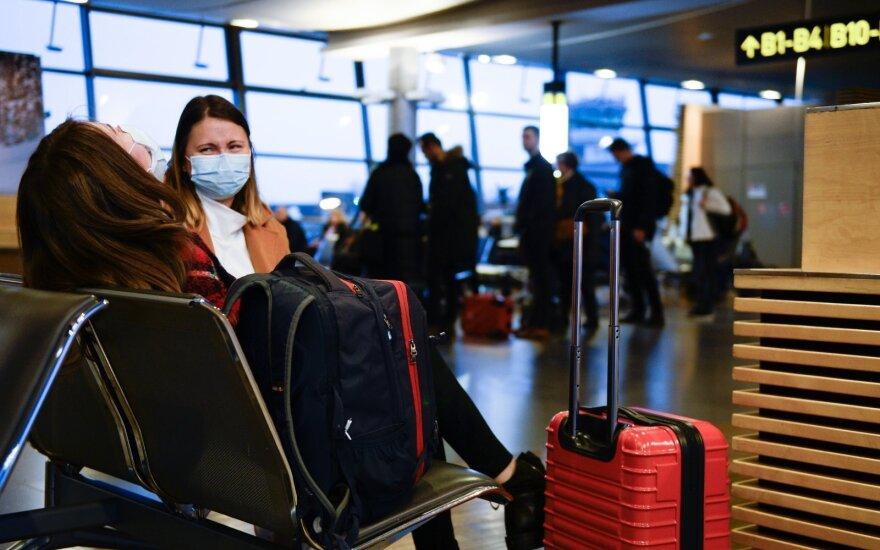 В Латвии выявлен 17 житель, зараженный вирусом COVID-19