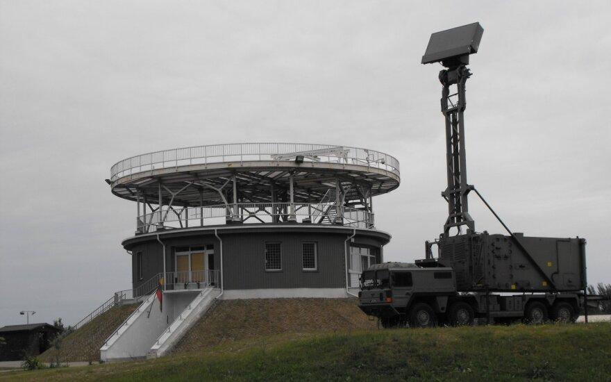 Radaras TRML-3D