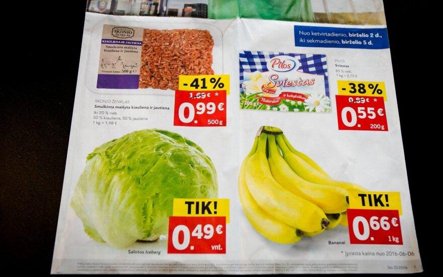 Pierwsza promocja litewskiego Lidl'a. Spójrz na ceny i wnętrze