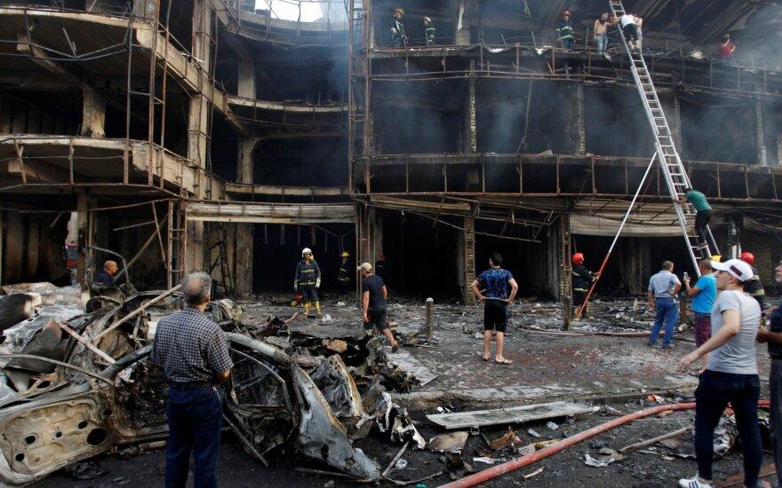 Bagdade nuaidėjo sprogimai