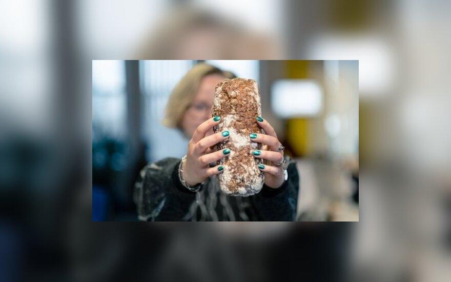 Хлеб со сверчками: В Хельсинки его разбирают как горячие пирожки