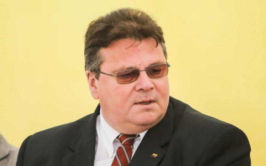 Linas Linkevičius: Pomoc humanitarna Ukrainie jest potrzebna, ale nie możemy dowierzać Rosji