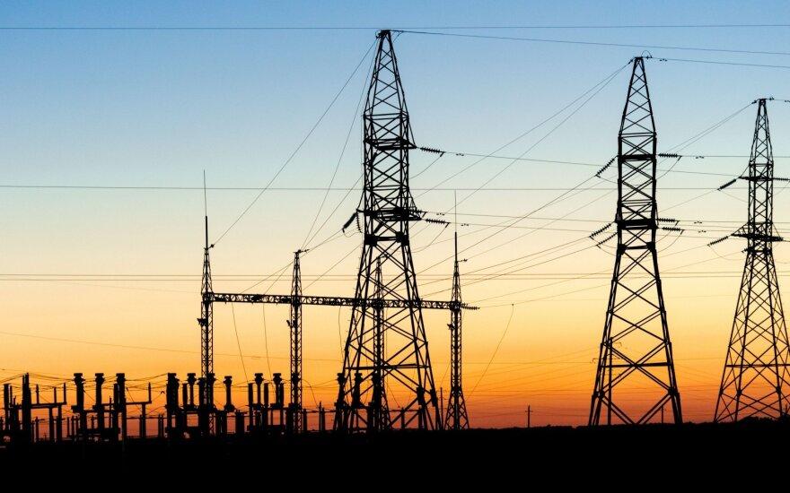 Łącza z Polską i Szwecją obniżają cenę na elektryczność