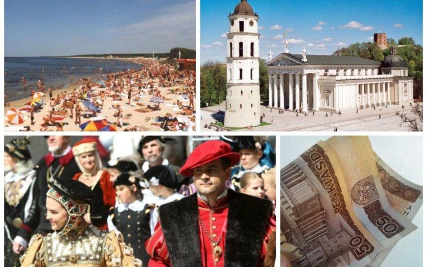 """Российские туристы о Литве: ВКЛ, низкие цены, проблемы с языком, но """"вроде ты дома"""""""