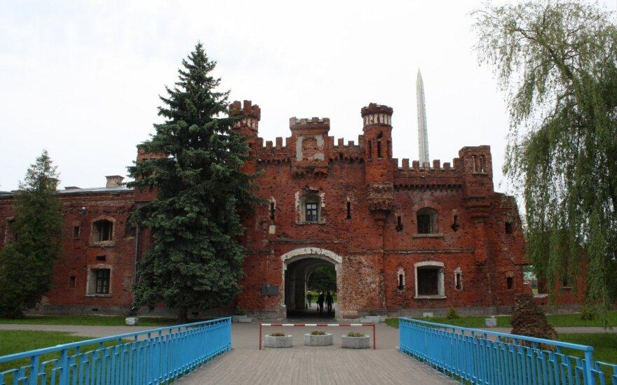 В Бресте реконструировали нападение фашистов на крепость