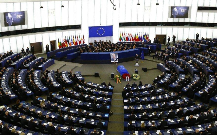 В Страсбурге прошла церемония прощания с Гельмутом Колем