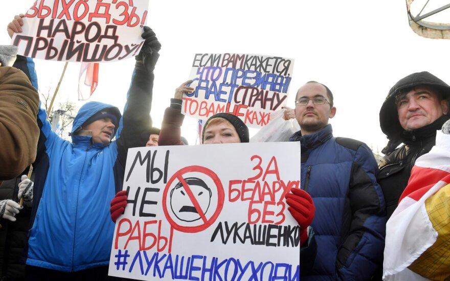 Задержан один из организаторов протеста против интеграции Беларуси с Россией