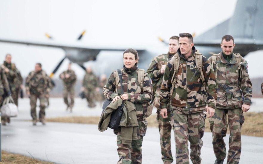 Посол: военные США очень довольны опытом, приобретенным в Литве