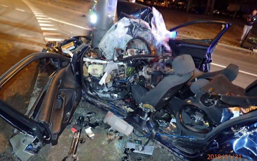 Жуткие подробности ДТП с участием BMW: шансов на спасение не было