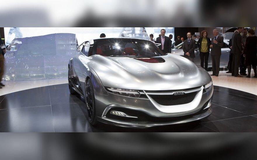 Женева-2011: Saab представил концепт PhoeniX