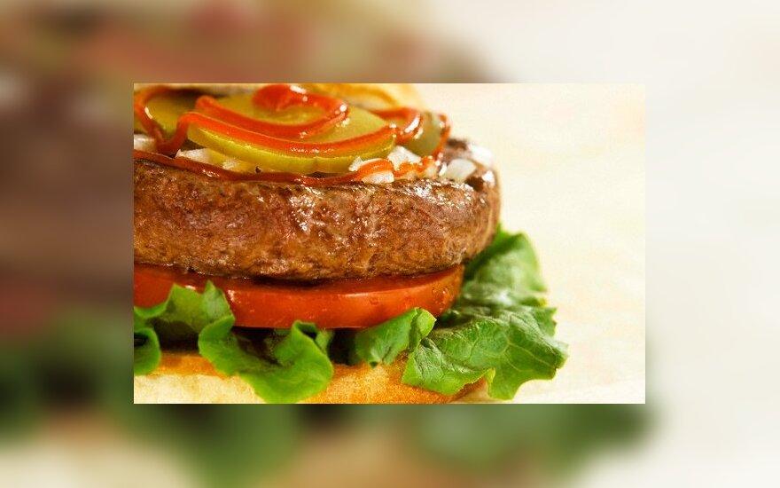 Ученый обещает вырастить первый синтетический гамбургер