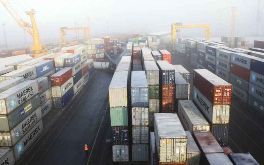 Klaipėdos konteinerių terminalas