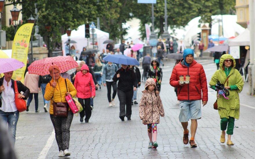 В Клайпеде свободны только самые дорогие гостиницы, но цены на улицах города не радуют
