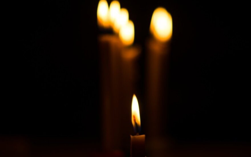 В Вильнюсском районе в ДТП погиб водитель микроавтобуса