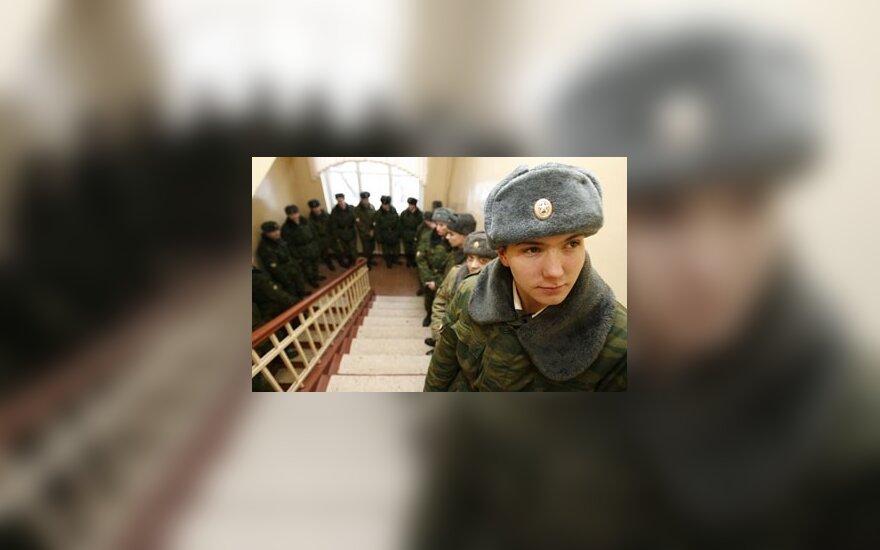 Минобороны: 12 000 уголовников не испортят климат в армии