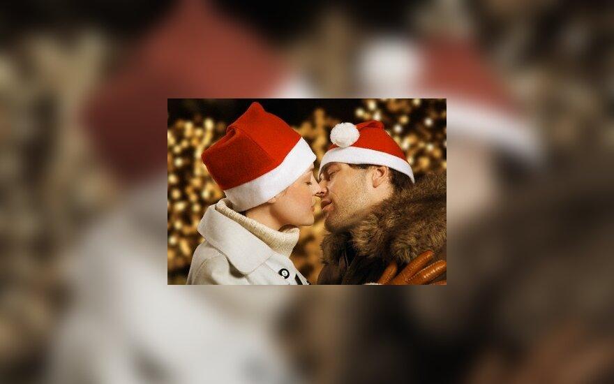 Секс-сценарий новогодней ночи