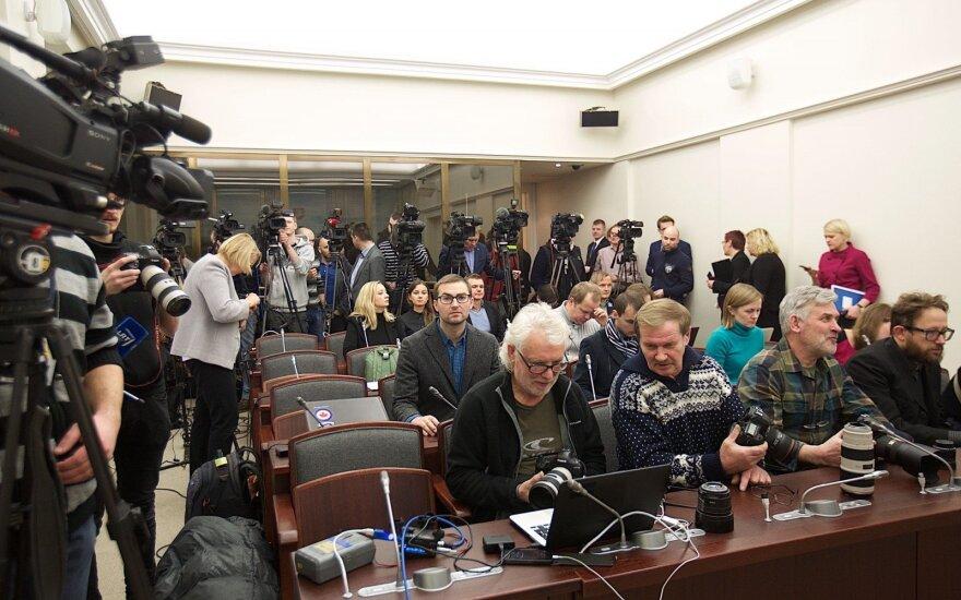 В Литве журналисты призывают отменить ограничения на получение данных регистров