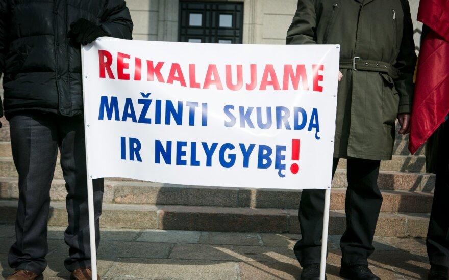 Президент Литвы о повышении пенсий: нам этого недостаточно
