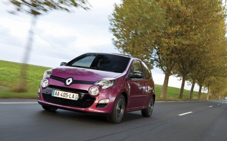 """Новый Renault Twingo cделают похожим на """"Запорожец"""""""