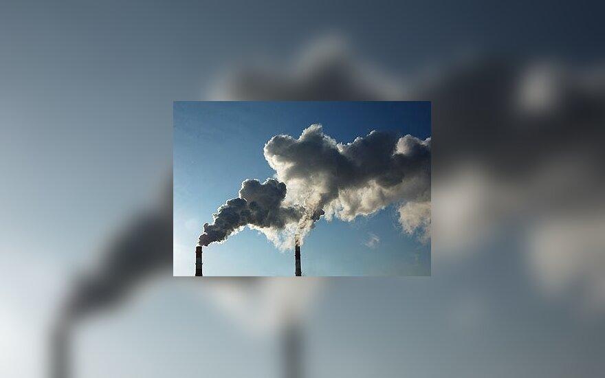 Выбросы углекислого газа в 2010 году побили все рекорды
