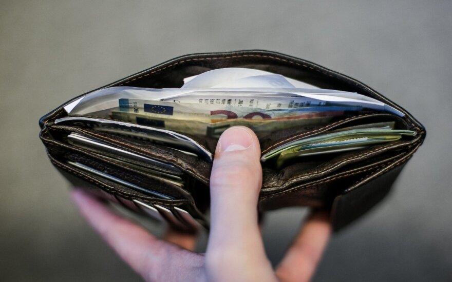 Сквернялис видит резервы для повышения пенсий со следующего года