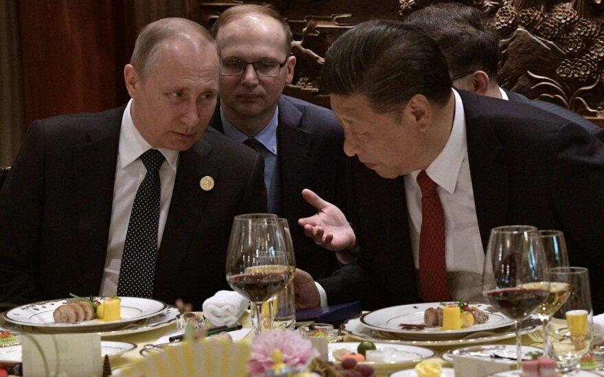 США обвинили Россию и Китай в подрыве мирового порядка