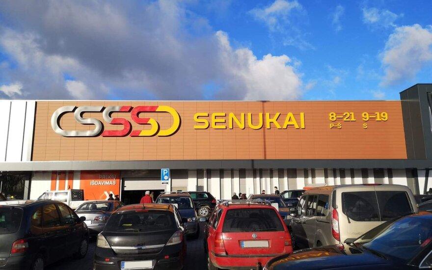 Антимонопольная служба: сговора Senukai и других предприятий о ценах не было