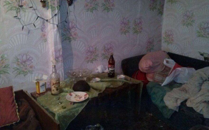 День после выплаты пособий: алкоголь милее, чем дети