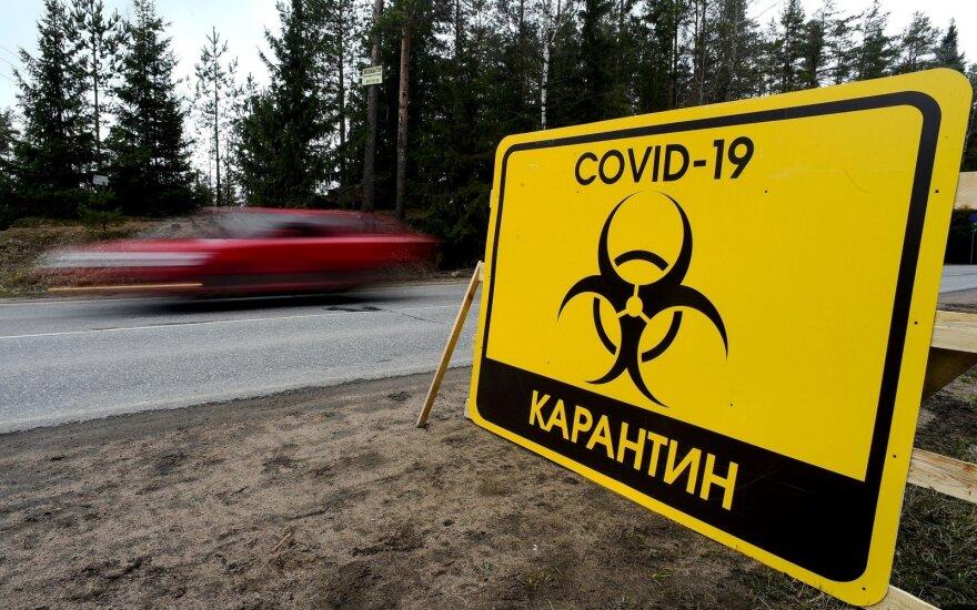 Нигде в Европе число случаев заражения коронавирусом не растет так быстро, как в России