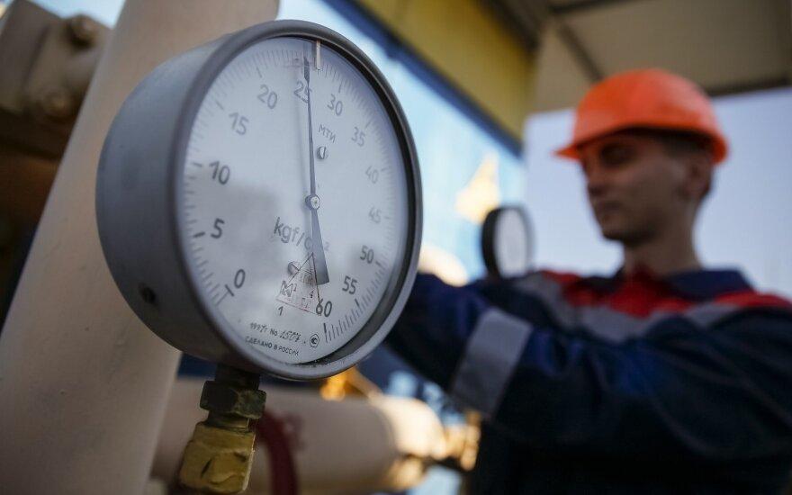 """""""Газпром"""" занял половину газового рынка Литвы"""
