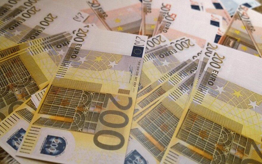 Реальная зарплата в Литве выросла на 6%