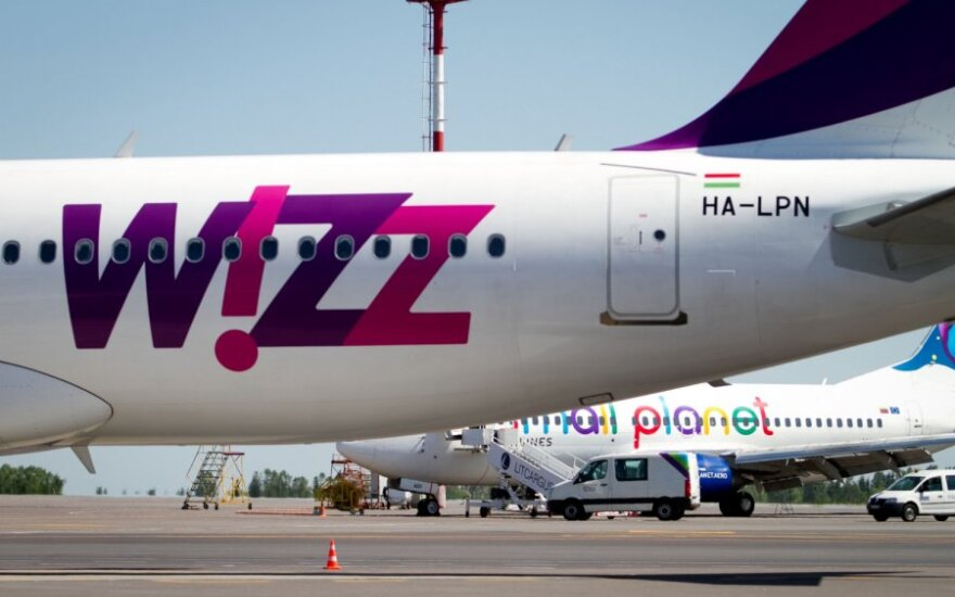 Wizz Air с июля предложит полеты в Киев