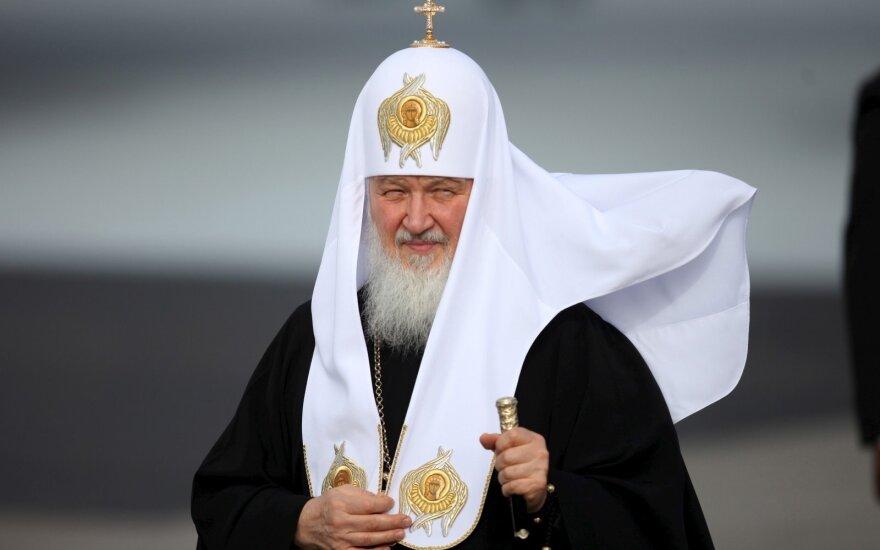 Патриарх Кирилл мог летать на бизнес-джете ВТБ