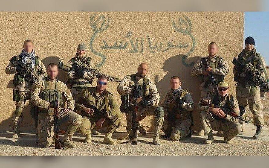 """В Сирии в результате взрыва погибли несколько бойцов ЧВК """"Вагнер"""""""